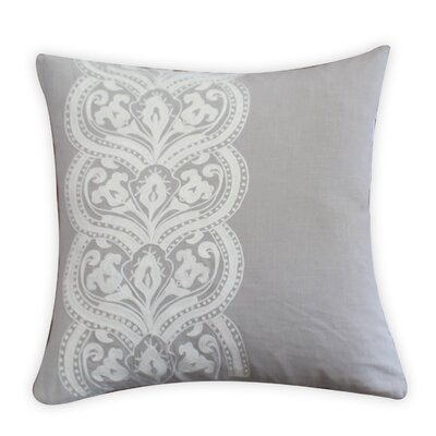 Zain 100% Cotton Throw Pillow
