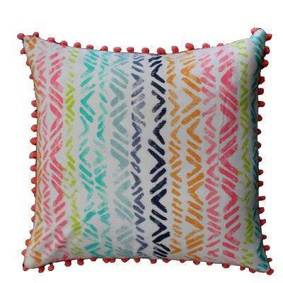 Sutter 100% Cotton Throw Pillow