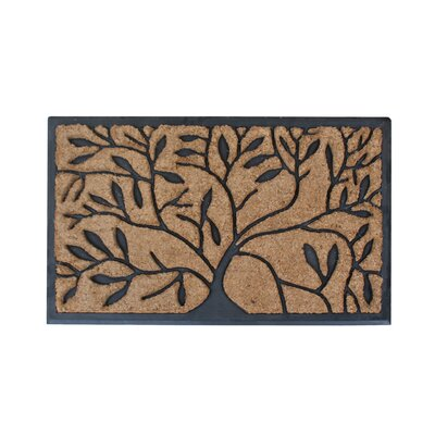Molded Brush Doormat