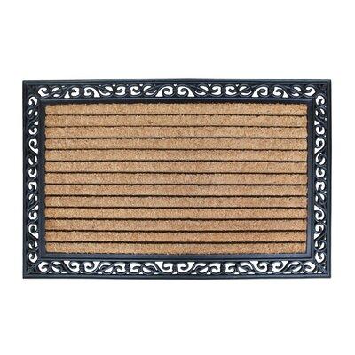 Molded Double Doormat