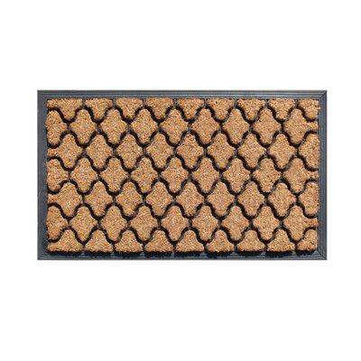 Barnett Ogee Doormat