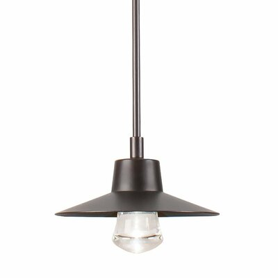 Modern Forms Suspense 1 Light Led Cone Pendant