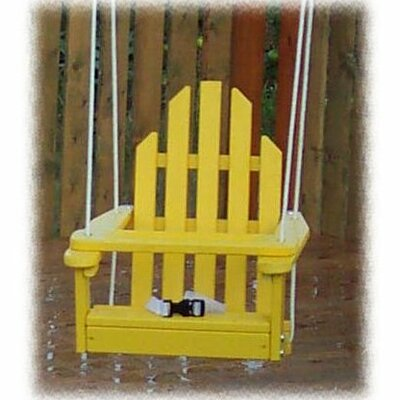 Kiddie Porch Swing Finish: Buttercup Yellow