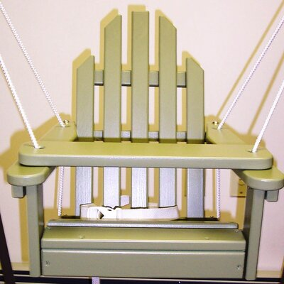 Kiddie Porch Swing Finish: Sage