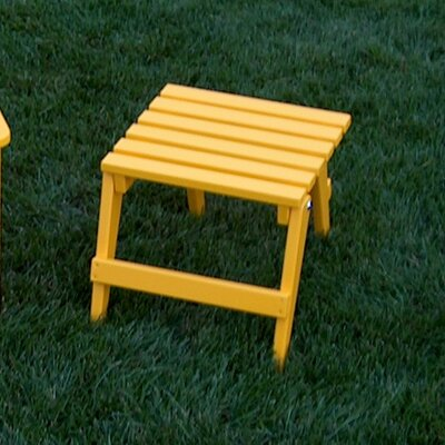 Kiddie Side Table Finish: Buttercup Yellow