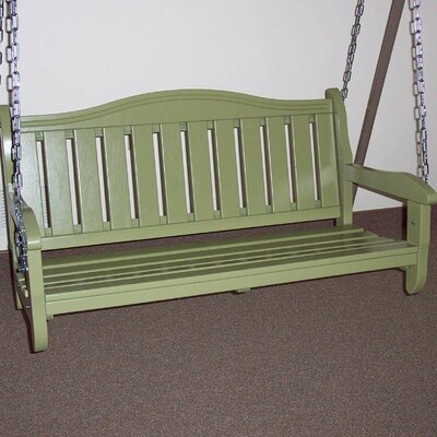 Garden Porch Swing Finish: Sage