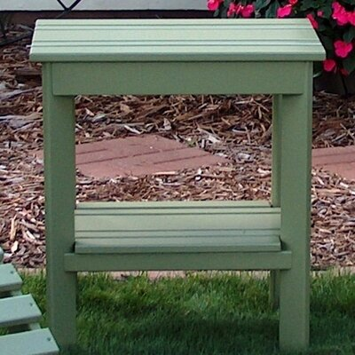Grandparents Side Table Finish: Sage