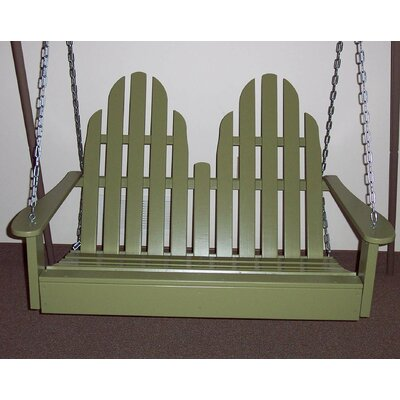 Adirondack Chair Swing Finish: Sage