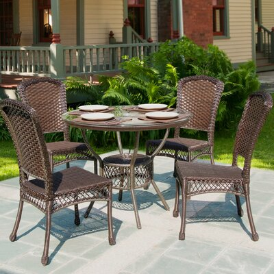 Garden 5 Piece Outdoor Dining Set