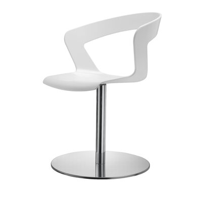 Ibis Side Chair Finish: Ivory
