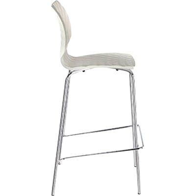 Uni PP 29.9 Bar Stool Upholstery: Turtle Dove