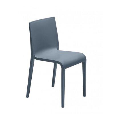 Nassau Side Chair (Set of 4) Finish: Gray