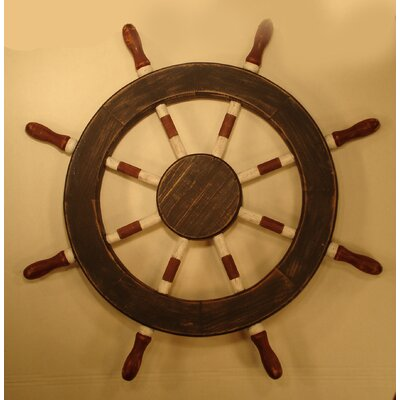 Ships Wheel Wall Décor