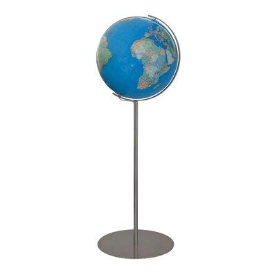 Prien Illuminated Floor Globe