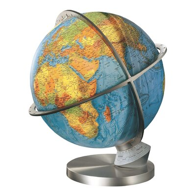 Columbus Globe Student Marco Polo Illuminated Desktop Globe