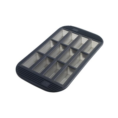 12 Mini Nonstick Cake and Brownie Pan A43314