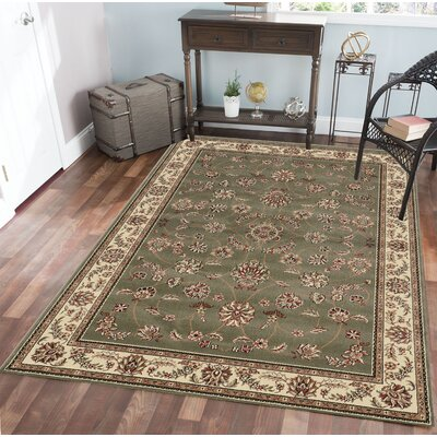 Como Sage Area Rug Rug Size: Rectangle 55 x 77