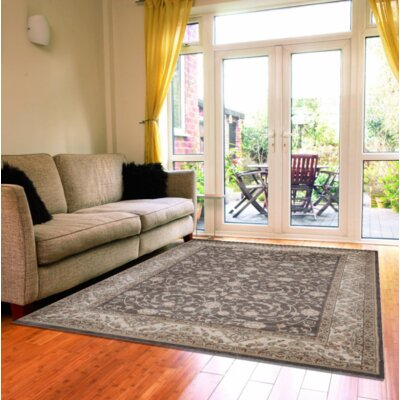 Garda Brown Area Rug Rug Size: Runner 22 x 77