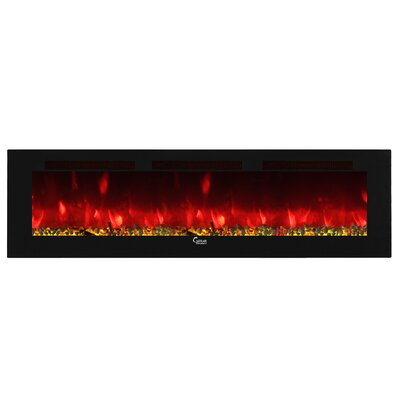 Fuoco Adjustable Electric Fireplace NGI-74-A