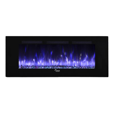 Fuoco Adjustable Electric Fireplace NGI-60-A