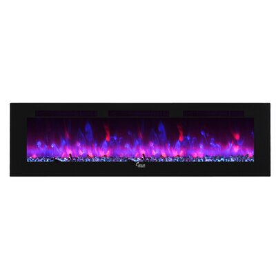 Fuoco Adjustable Electric Fireplace NGI-102-A