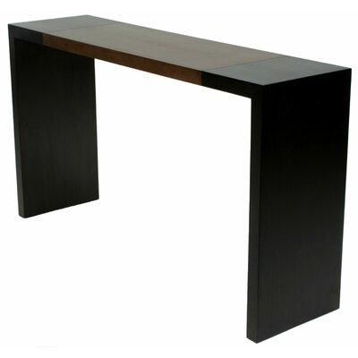 Metro Bicolor Console Table
