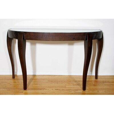 Garis Demilune Console Table