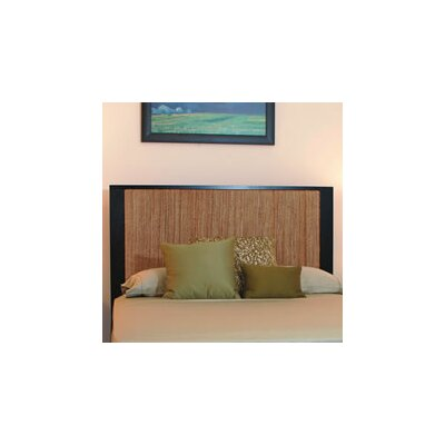 Gedang Panel Headboard Size: King