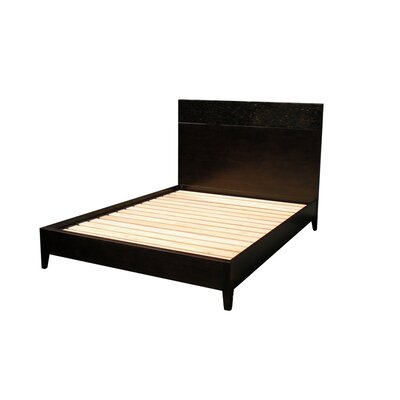 Kuta Platform Bed with Mattress Size: Queen