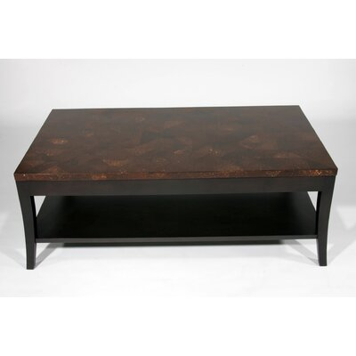Rima Coffee Table Color: Coco Top