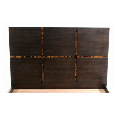 Pulo Panel Headboard Size: King