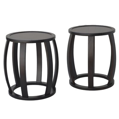 Fallston 2 Piece End Table Set