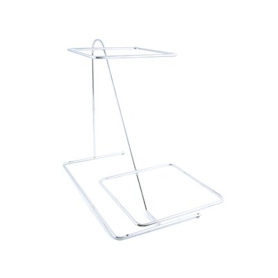 Short 2-Tier Stand for Square Bowl 7015