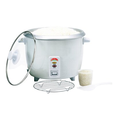 Automatic Rice Cooker Size: 10 Cup BC-12418