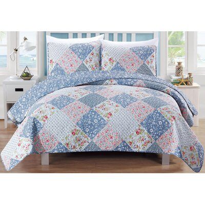 Marbella Quilt Set Size: King