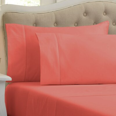 Holloway 400 Thread Count 100% Cotton Sheet Color: Canyon Sunset, Size: Full