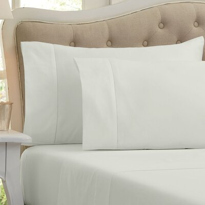 Quinn 1000 Thread Count Sheet Set Size: Queen, Color: Antique White