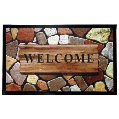 Weaver Welcome Doormat