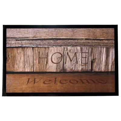 Weaver Welcome Home Doormat