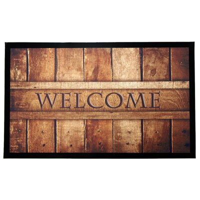 Weaver Welcome Doormat