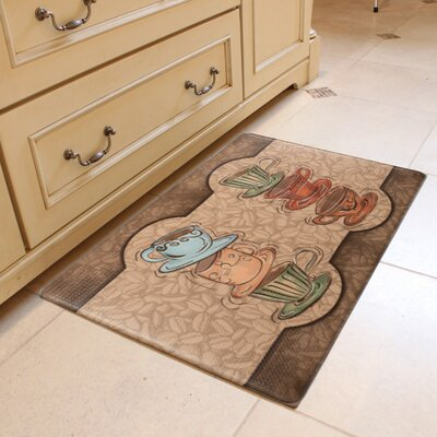 Bennett Coffee Kitchen Mat