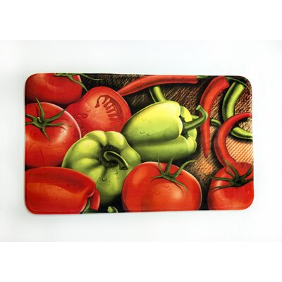 Vegetables Fleece Mat