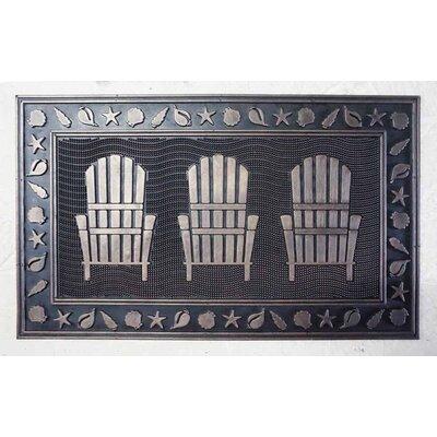 Sawyer Rubber Lawn Chairs Door Mat