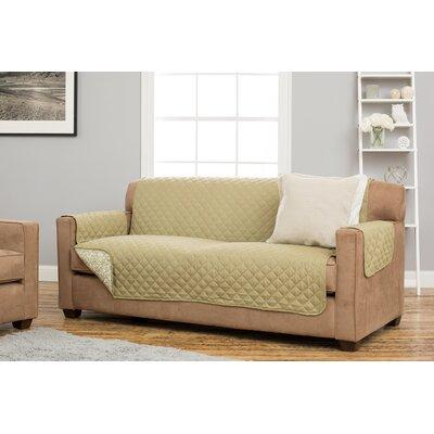Katrina Sofa Slipcover Upholstery: Desert Sage