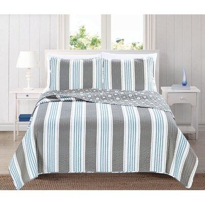 St. Croix 3 Piece Quilt Set Size: Twin