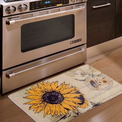 Bennett Printed Anti-Fatigue Kitchen Mat