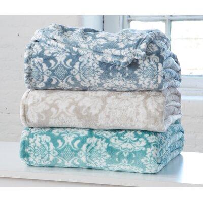 Shelby Ultra Velvet Plush Super Soft Printed Bed Blanket 30629