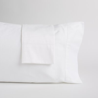 Gains Pillow Case Color: White