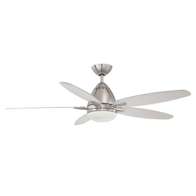 52 Genesis 5-Blade Ceiling Fan with Wall Remote