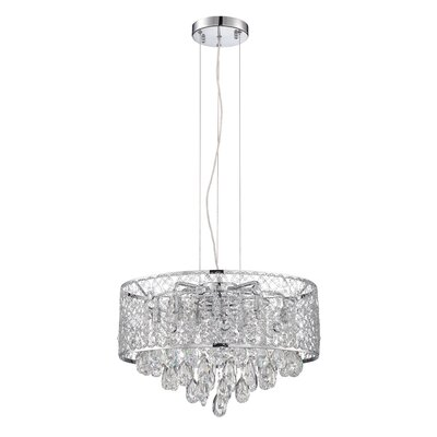 Solaro 10-Light Drum Chandelier